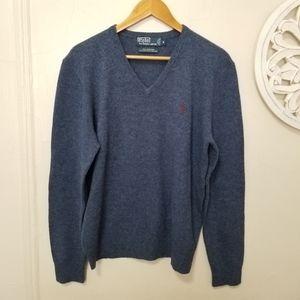 Polo ralph Lauren size M lamb's wool sweater
